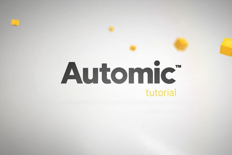 Automic Logo-Animation